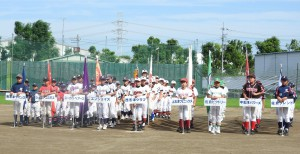 野球大会⑤